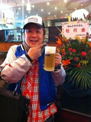 ダイスケさん(激レア)は芸人で上海と台湾で有名に!片思いの相手は?