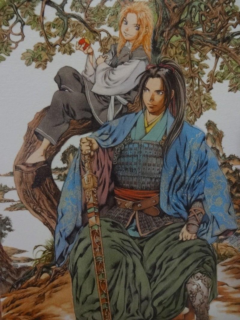 十二國記 ポストカード | (=-т-=)оО