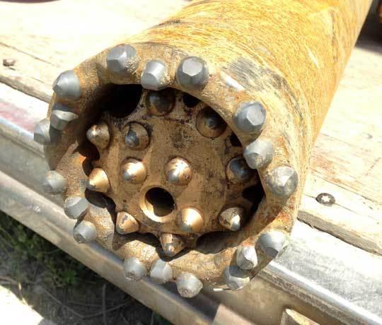 2重管削孔1