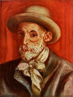 ルノワール絵画