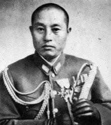 畑中 健二 陸軍少佐   戦車兵のブログ