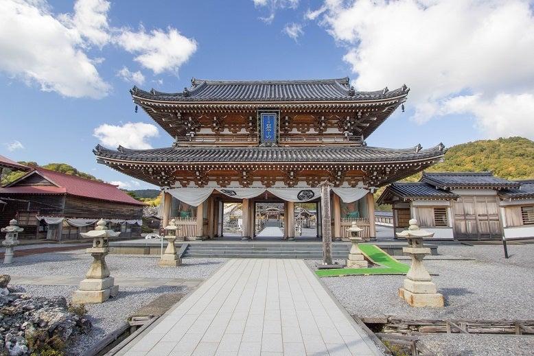 恐山・伽羅陀山(釜臥山)菩提寺 | 神社仏閣に癒しの音が響く