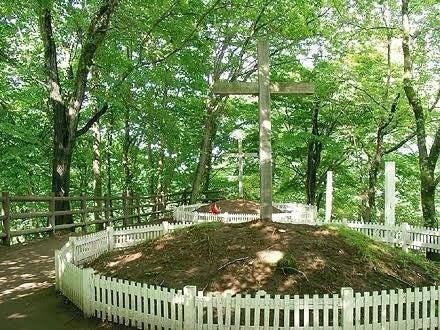 モーゼの墓は日本にあった!@石川県羽咋 | New 天の邪鬼日記