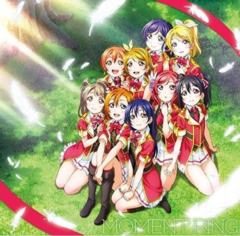 MOMENT RING   ラブライブ!歌詞パートわけ(・8・)