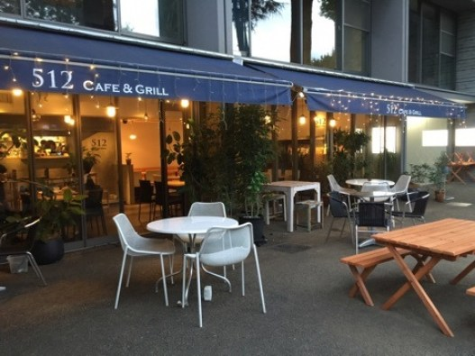 「512 CAFE & GRILL」の画像検索結果