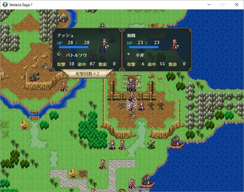 第2章「海賊の島」攻略(`・c_,・´)   フリーゲーム攻略日記(`・c_,・´)