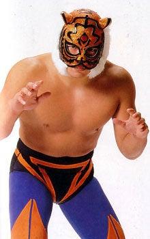 「タイガーマスク 三沢」の画像検索結果