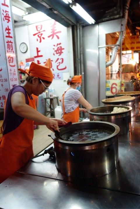 景美上海生煎包 (臺灣・臺北) | じゃがーるくるとんの死ぬまで何軒のレストラン行ける? 臺灣食べ歩き