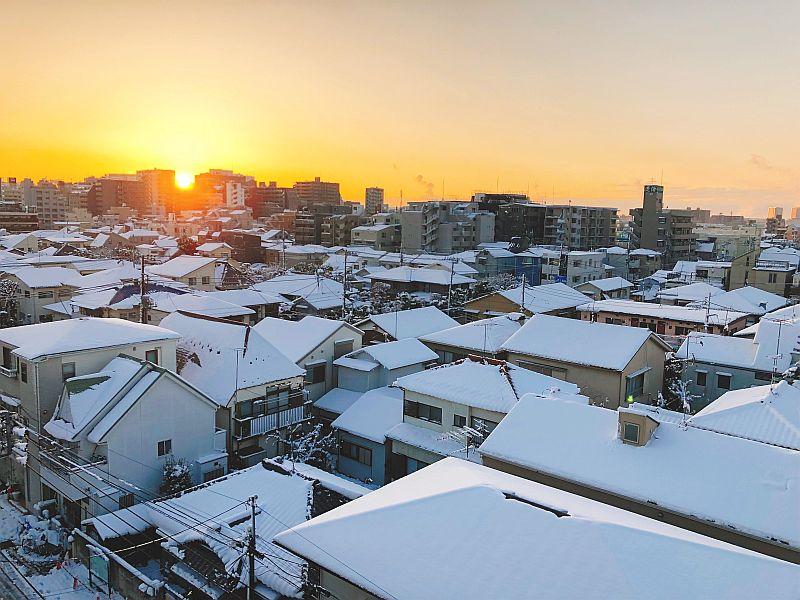 4年ぶりに東京で大雪~2018年・冬 | 馮富久のブログ - Tomihisa Fuon's Blog