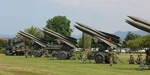 陸上自衛隊 高射特科 | 戦車兵のブログ