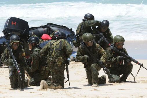 最新の精鋭部隊・水陸機動団について解説   戦車兵のブログ