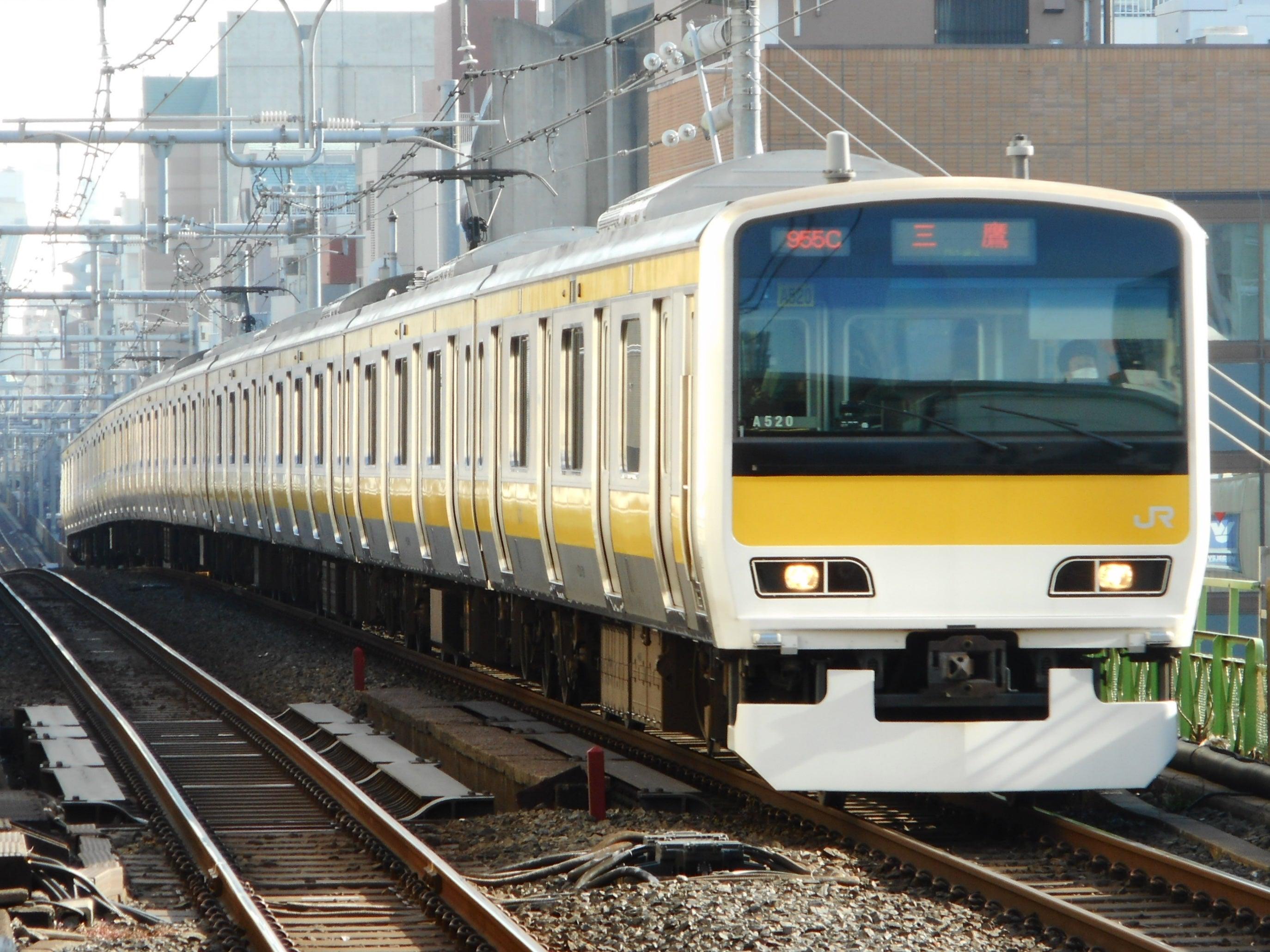JR中央・総武線各駅停車撮影記…2018年12月21日 | 東京メトロ ...