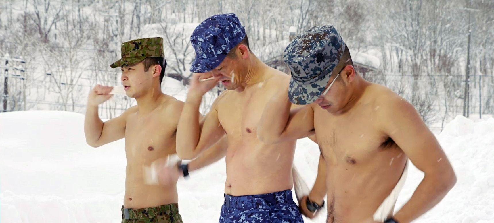 自衛隊式 ! 寒さから自衛する方法② 乾布摩擦 | 戦車兵のブログ