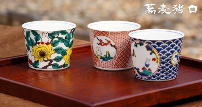 「ミッフィー 九谷焼コレクション」の画像検索結果
