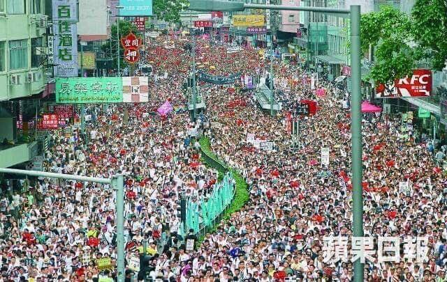 「香港デモの理由と場所は?」の画像検索結果