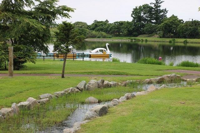 しのつ公園とたっぷの湯♨   北海道大好き日々の日記