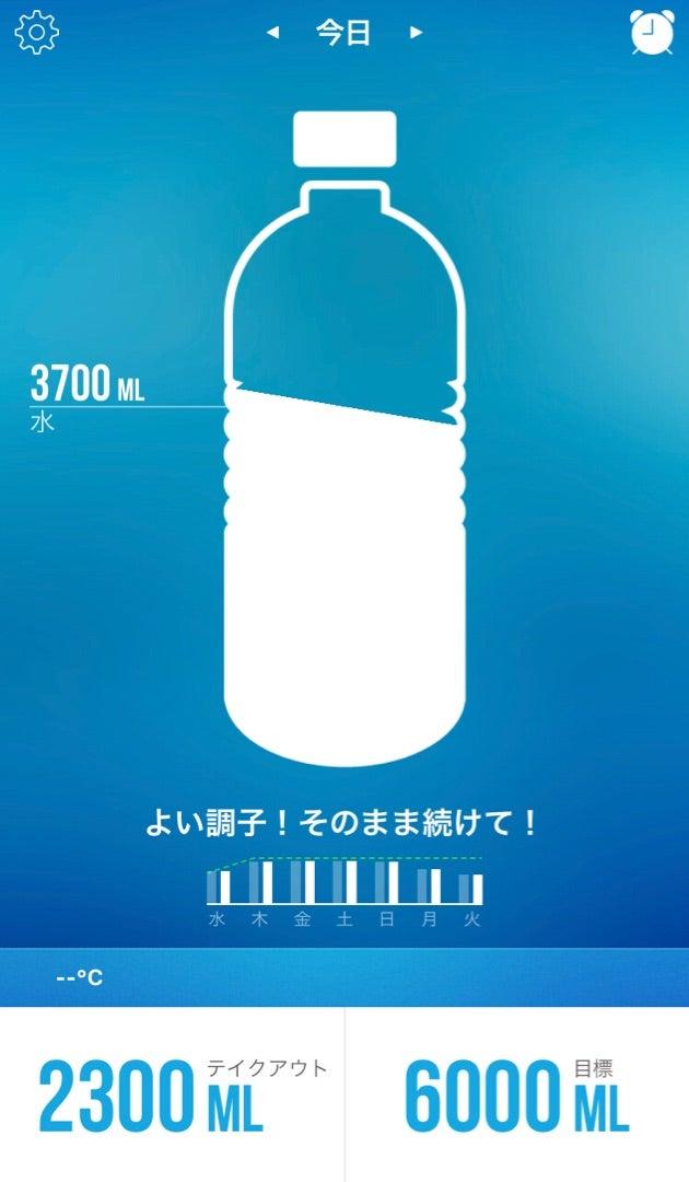 飲水管理のアプリ | ADPKD Diary