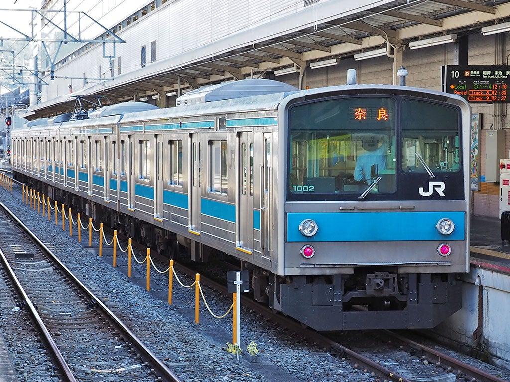JR奈良線の旅(京都~宇治)   鉄道で行く旅・管理人のブログ