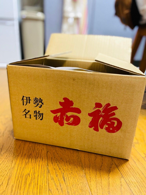 赤福水羊羹をお取り寄せ | 現代洋子オフィシャルブログ「現代 ...