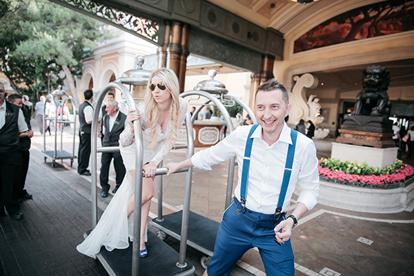 Best Las Vegas Elopement Packages