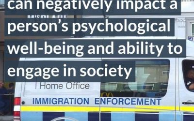 Exploring Migrant Access to Health: Part 1 – The Psychological Impacts of the Hostile Environment