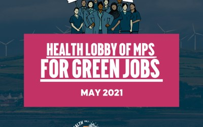 Health Lobby of MPs for Green Jobs