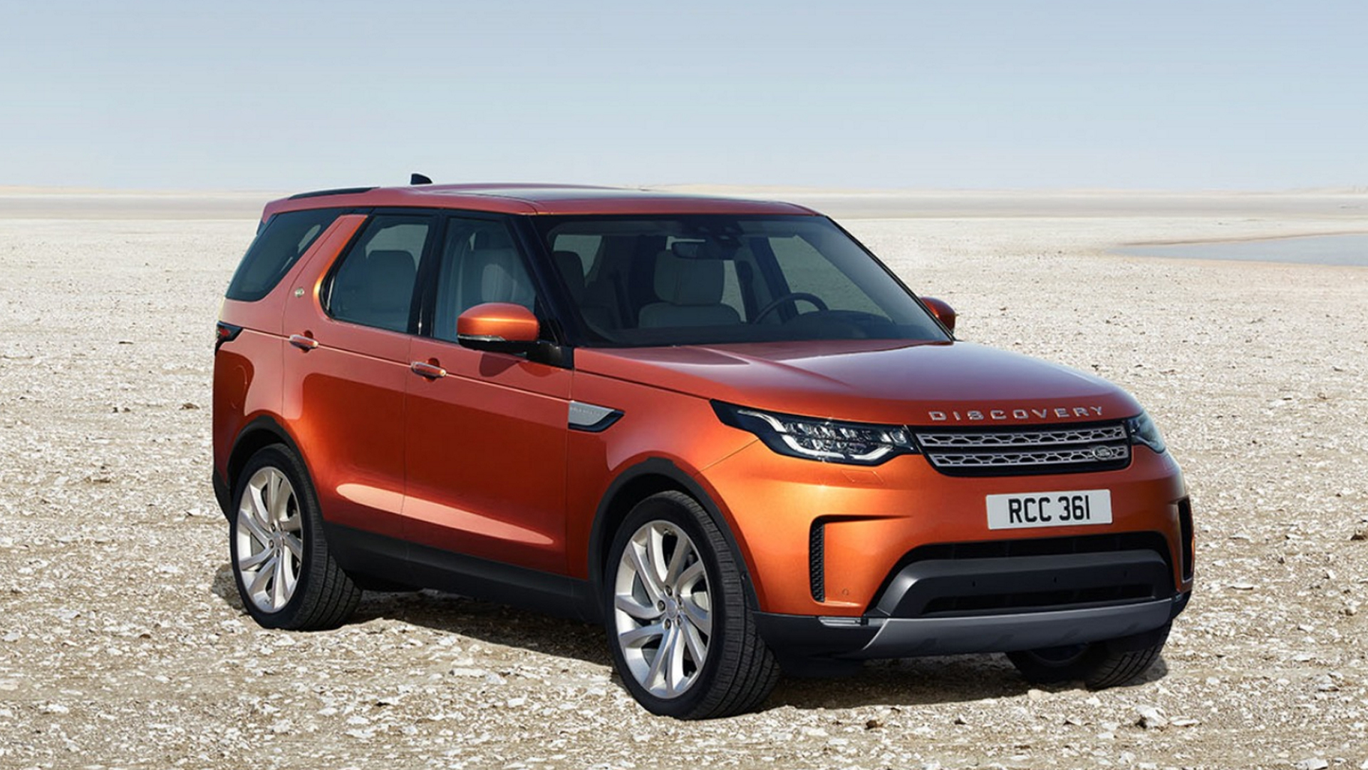 Land Rover Discovery 2017 Diesel First Edition Exterior Car s