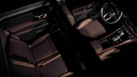 Upcoming Jeep Commander/Meridian 7-seater SUV interiors teased - Overdrive