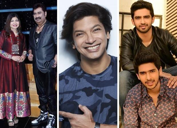कुमार सानू, अलका याग्निक शान, अरमान और अमाल मलिक के साथ सा गा गा पा के 25 साल के लिए अन्य लोगों में शामिल होने के लिए