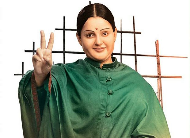 Jayalalithaa's public rally scenes will be shot through CG in Kangana Ranaut's Thalaivi