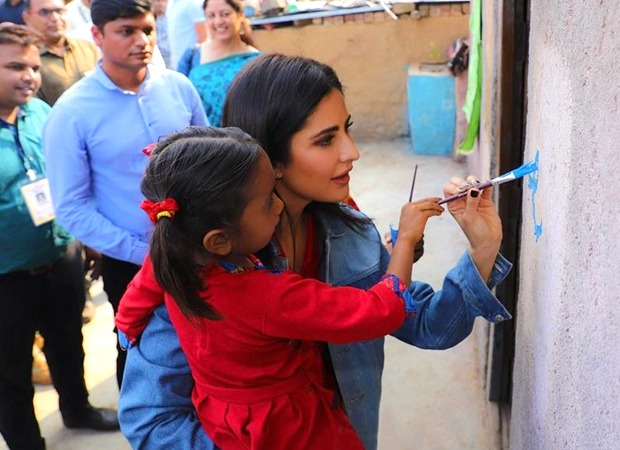 Katrina Kaif The right to quality education and gender equality among young girls in rural areas