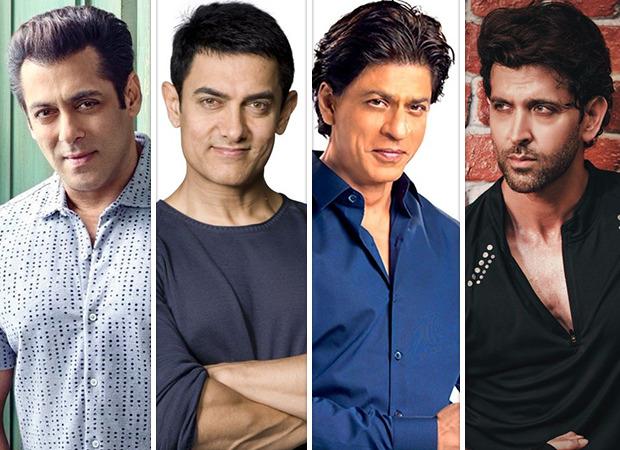 Highest Grosser of The Year from 1990 to 2020 Salman Khan, Aamir Khan, Shah Rukh Khan dominate, as Hrithik Roshan climbs the ladder