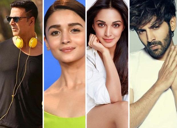 Akshay Kumar, Alia Bhatt, Kiara Advani, Kartik Aaryan, Vicky Kaushal and others set to feature in Dabboo Ratnani's 2021 calendar shoot