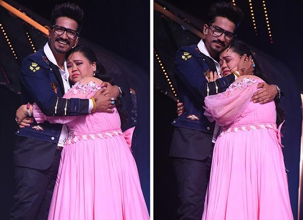 Bharti Singh gets emotional while dancing with her husband Harsh Limbachiyaa on Indian Idol 12 : Bollywood News – Bollywood Hungama
