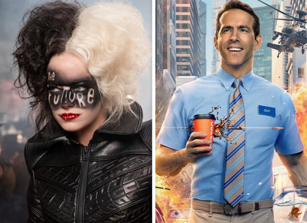 Cruella, Free Guy, Death On The Nile and more new release dates announced by Disney