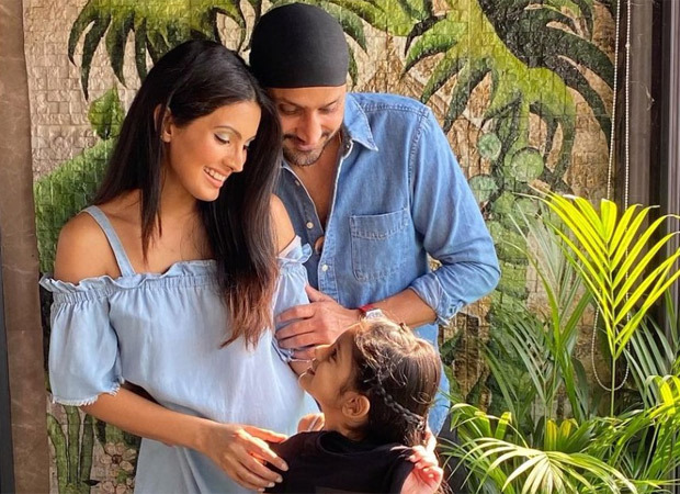 Geeta Basra and Harbhajan Singh announce their second pregnancy