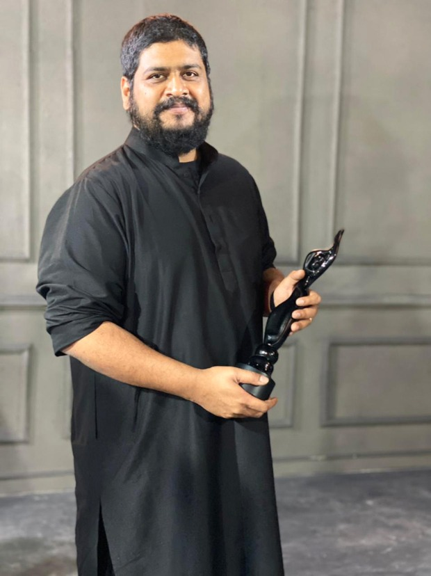 Filmfare Awards 2021: Om Raut bags Best Director award for Tanhaji - The Unsung Warrior