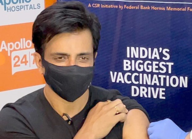 Sonu Sood launches a COVId vaccination drive all across India called Sanjeevani: A shot of life!