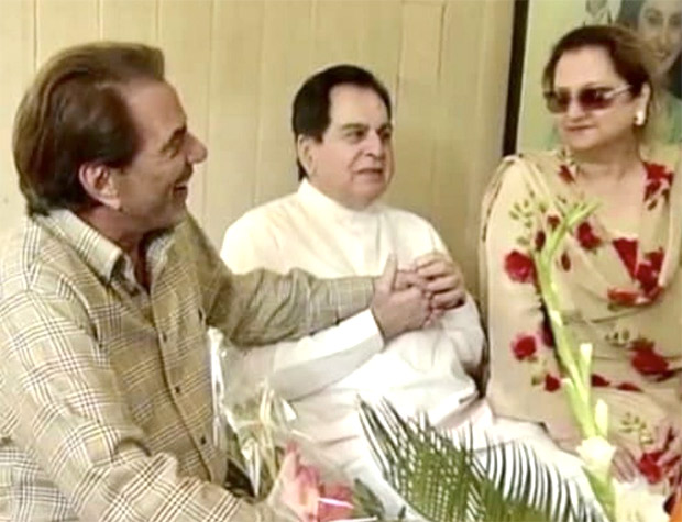 Dharmendra shares throwback pictures with Dilip Kumar; urges fans to pray for speedy recovery
