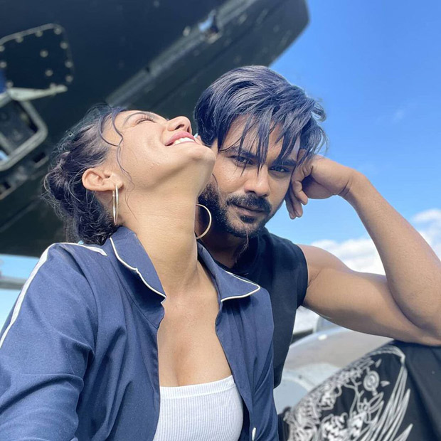 Khatron Ke Khiladi 11: Vishal Aditya Singh shares cosy pictures with Sana Makbul; Nikki Tamboli says 'love is in the air'