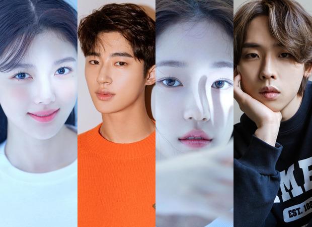Kim Yoo Jung, Byun Woo Seok, Roh Yoon Seo and Park Jung Woo to star in Netflix romance drama 20th Century Girl (1)