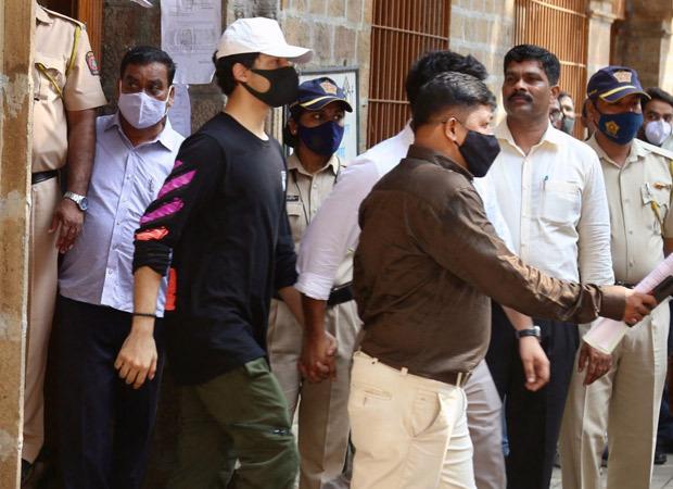 BREAKING! Aryan Khan's custody