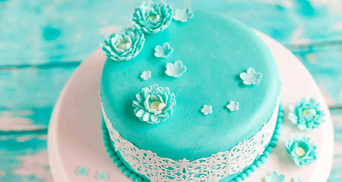 Мастикалық торт