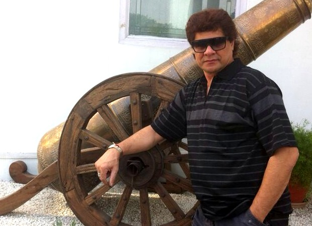Actor Firoz Khan a.k.a Arjun from Mahabharat changed his name for his career; reveals Jackie Shroff was initially offered the role