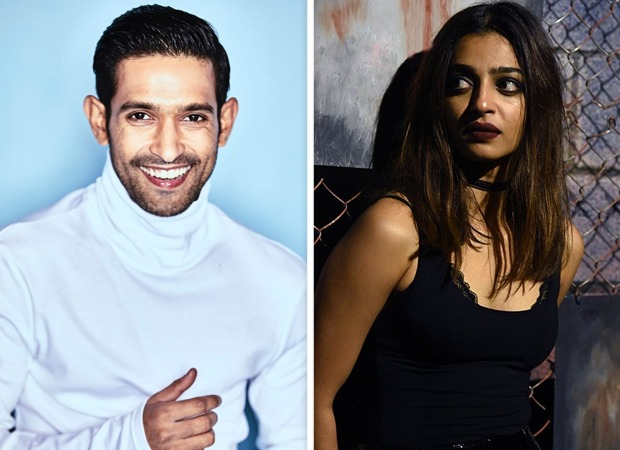 After Radhika Apte (2), is Vikrant Massi the new focus of Netflix?