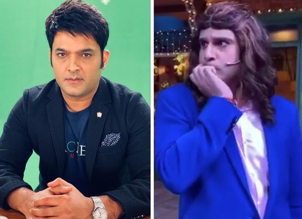 Kapil Sharma Show Kapil Sharma revealed that Krishna Abhishek was hesitant to play the role of a woman