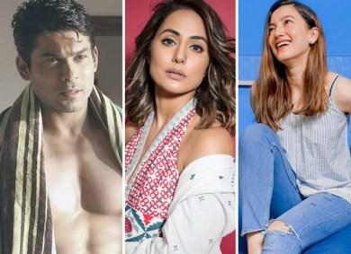 VIDEO: Sidharth Shukla, Hina Khan, Gauahar Khan enjoying in the pool in Bigg Boss 14 will leave you smiling : Bollywood News – Bollywood Hungama