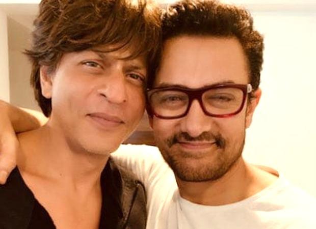 Aamir Khan wishes good health to Shah Rukh Khan on his 55th birthday