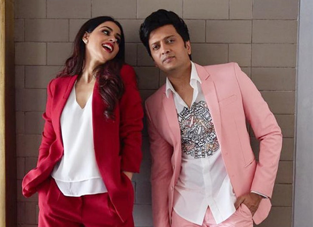 Riteish Deshmukh and Genelia D'souza to settle the age-old gender debate with their show Ladies Vs Gentlemen