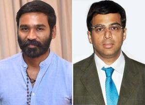 Shovel: Will Dhanush play chess grandmaster Vishwanathan Anand?  : Bollywood News